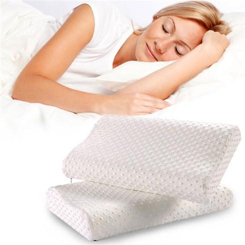 Gối chống ngáy ngủ Memory Pillow - 2424382 , 383410373 , 322_383410373 , 120000 , Goi-chong-ngay-ngu-Memory-Pillow-322_383410373 , shopee.vn , Gối chống ngáy ngủ Memory Pillow