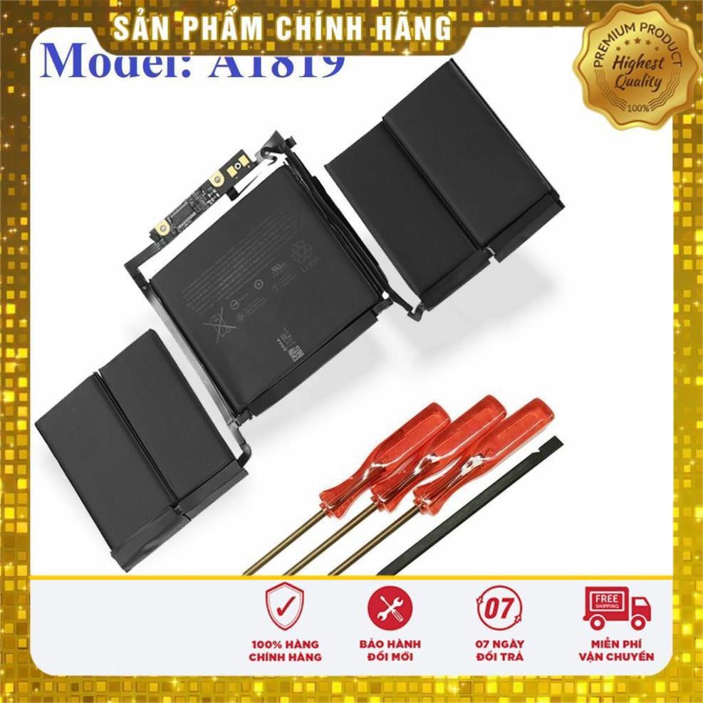 """🎁PIN ZIN 🎁 Pin MACBOOK A1819 (ZIN) - Dùng cho Macbook Pro Retina 13"""" A1706 2016 & Mid 2017"""