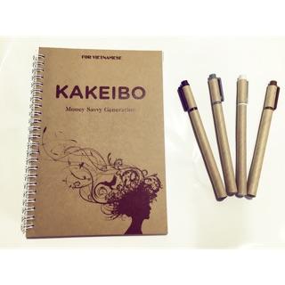 Cuốn sổ must have của chị em – sổ chi tiêu Kakeibo Nhật Bản
