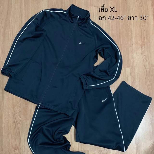 เสื้อ+กางเกง Nike แท้ มือ2