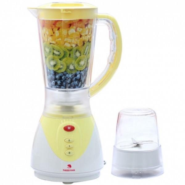Máy xay sinh tố đa năng cối nhựa 1.5 lít Happy Cook HC-200BL