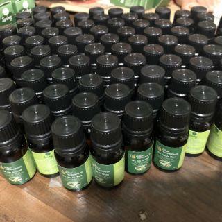 Chai tinh dầu (10ml) quế, sả, sả chanh, cafe, cam, bưởi, nhài, ngọc lan tây, ly, hoa hồng, tràm,…