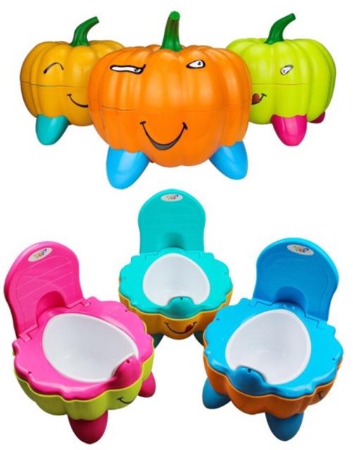 Bô vệ sinh trái bí DCTE0001