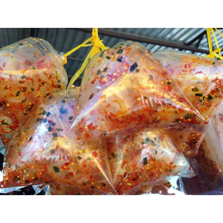 Bánh tráng trộn (lồng) Tây Ninh (Chính gốc Gò Dầu Tây Ninh)