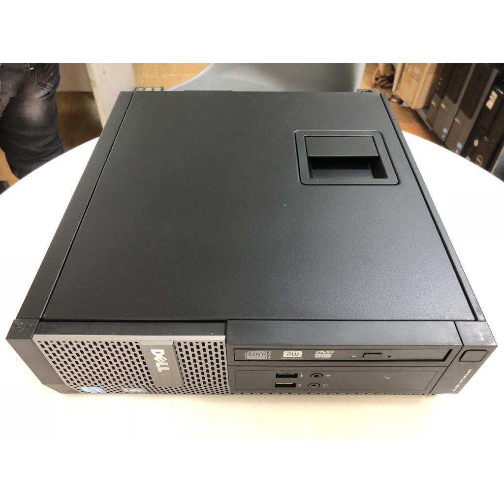 Máy bộ Dell BH 12 Tháng Core i5 thế hệ 3 Ram 4G HDD 250G, Máy tính văn phòng, Máy tính để bàn