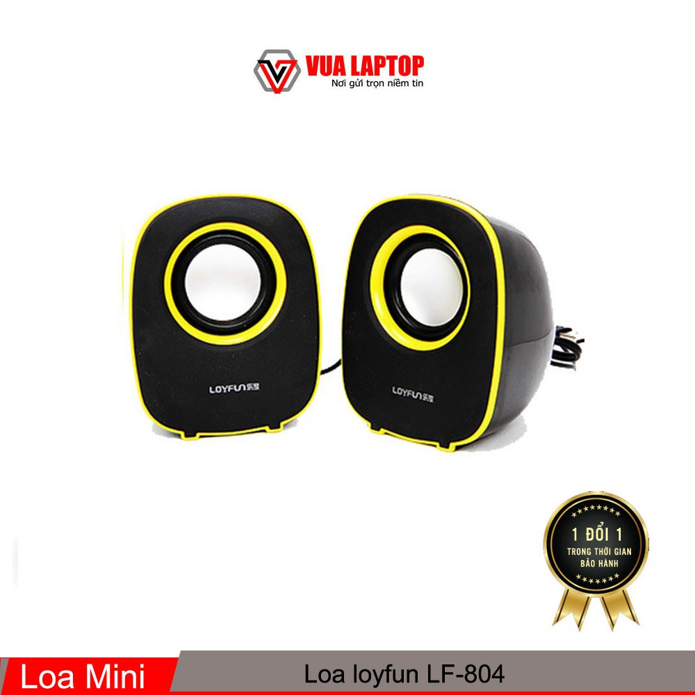 Loa mini laptop loyfun 804
