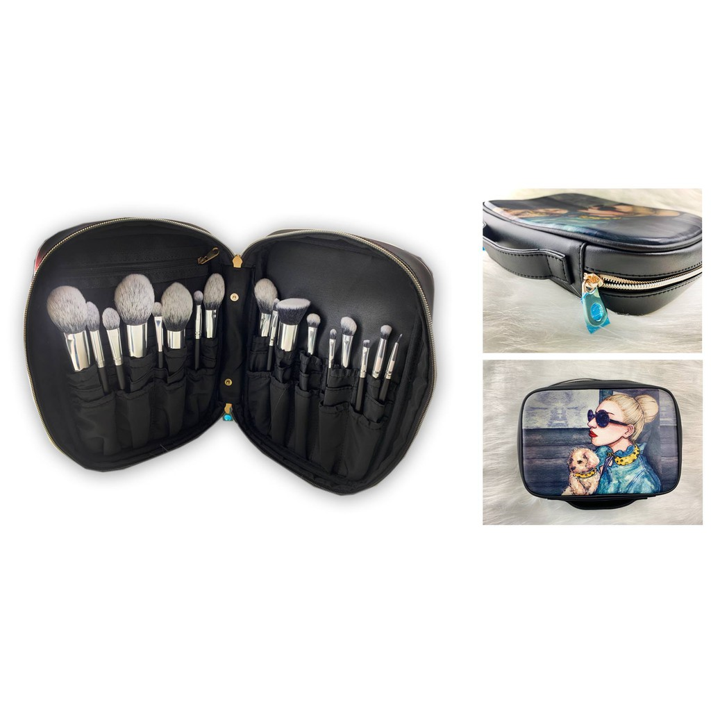 Bộ Cọ Xếp Lớp Bealy 16 Pieces Makeup Brushes Professional Set - 15012871 , 2280464865 , 322_2280464865 , 1150000 , Bo-Co-Xep-Lop-Bealy-16-Pieces-Makeup-Brushes-Professional-Set-322_2280464865 , shopee.vn , Bộ Cọ Xếp Lớp Bealy 16 Pieces Makeup Brushes Professional Set