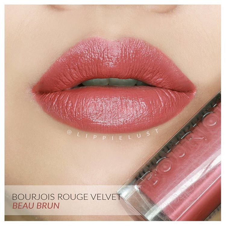 Son Bourjois Rouge Edition Velvet 12 – Beau Brun - 3073908 , 438197062 , 322_438197062 , 310000 , Son-Bourjois-Rouge-Edition-Velvet-12-Beau-Brun-322_438197062 , shopee.vn , Son Bourjois Rouge Edition Velvet 12 – Beau Brun