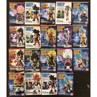 FAMHOUSE - Mô hình Adverge Dragon Ball tổng hợp hàng chính hãng thumbnail