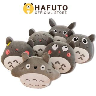 [Mã TOY1012 hoàn 10% xu đơn 99k] Thú Bông Totoro Cao Cấp Hafuto