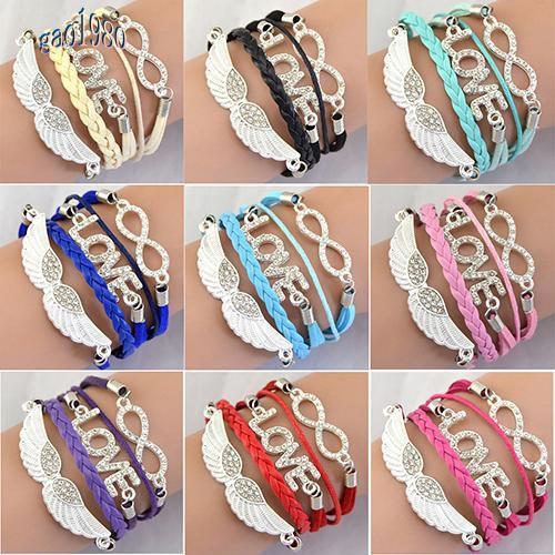 Vòng đeo tay dây bện đính đá khắc chữ love phong cách Vintage thời trang - 14457122 , 1567466047 , 322_1567466047 , 53000 , Vong-deo-tay-day-ben-dinh-da-khac-chu-love-phong-cach-Vintage-thoi-trang-322_1567466047 , shopee.vn , Vòng đeo tay dây bện đính đá khắc chữ love phong cách Vintage thời trang