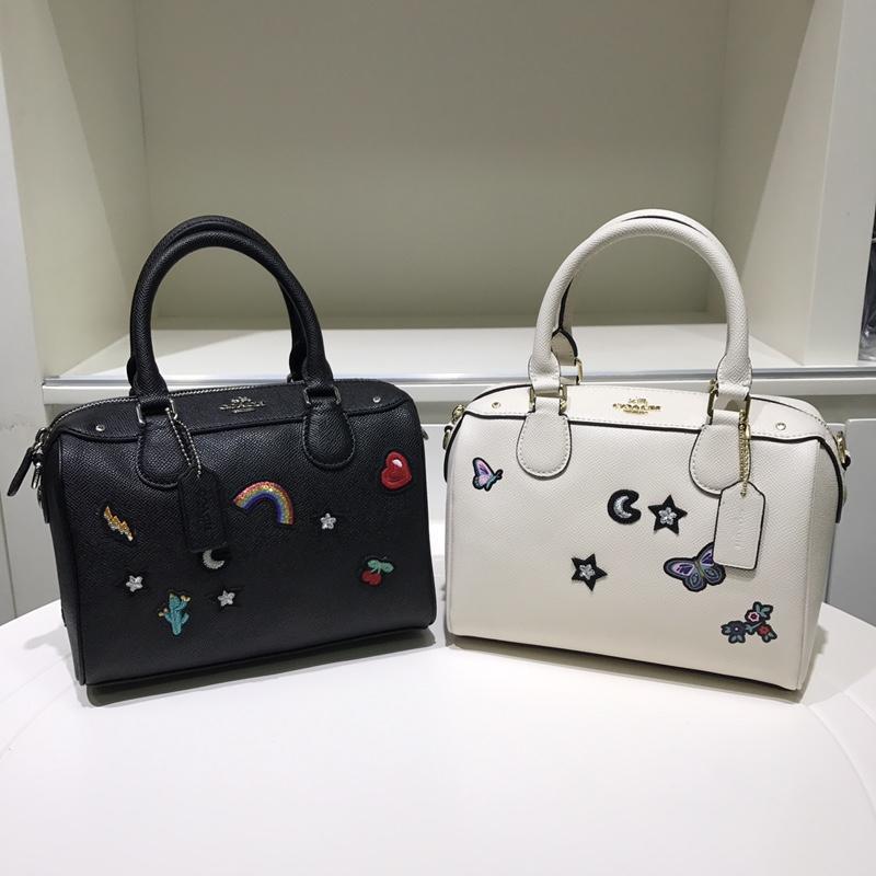 COACH  # F25799#  นางสาว กระเป๋าถือ  กระเป๋าสะพายข้าง กระเป๋าสันทนาการ กระเป๋าแม่
