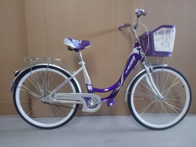 Xe đạp phổ thông Dinhu
