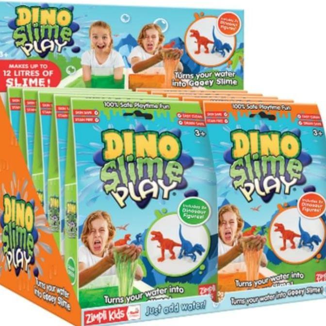 Mô hình đồ chơi nhân vật hoạt hình Dino SLIME BAFF PLAY