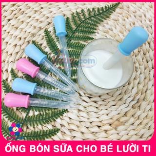 Ống Bón Sữa, Bón Thuoc Cho Bé Tiện Lợi Cho Bé Lười Ti (5ml) thumbnail
