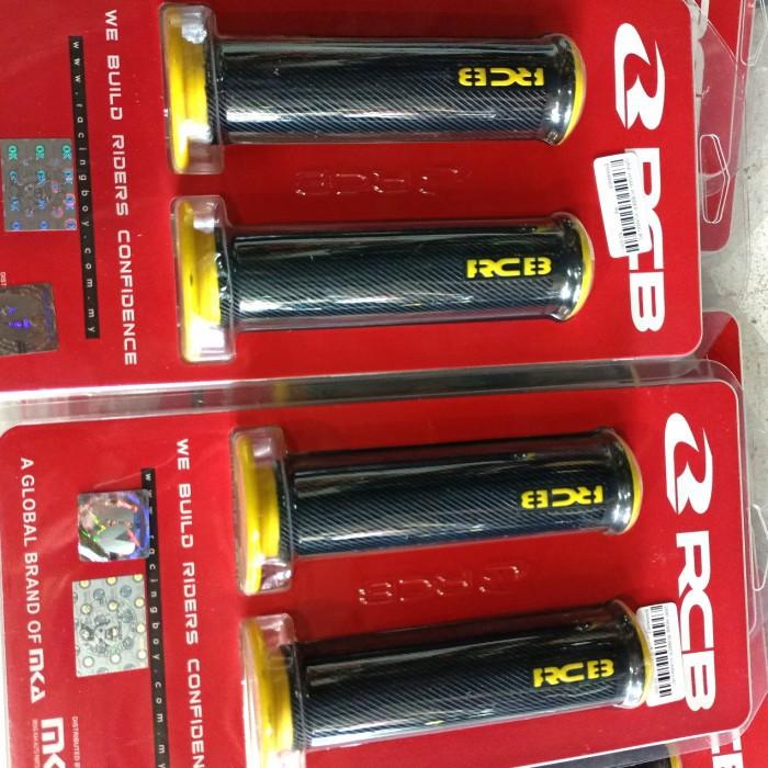 Tay Nắm Cao Su Cho Xe Mô Hình RCB HG66 (4 Màu) nmax vixion aerox r25 mt25 r15 scoopy mio