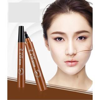 Bút chì kẻ mày phẩy sợi 4D Suake giúp lông mày đậm và đẹp hơn thumbnail