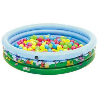 Bể Bơi phao• :Đk 1.22 m, Chiều cao 25 cm Mickey Bestway 91028