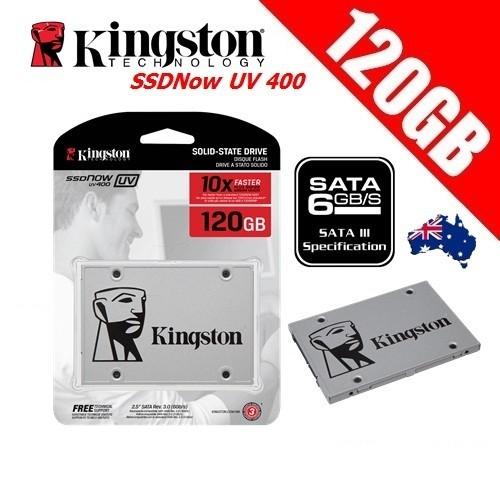 Ổ cứng SSD Kingston UV400 120GB/240GB SATA III - Bảo hành 3 năm