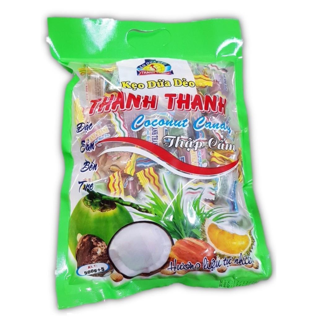 Kẹo Dừa Dẻo Bến Tre Thanh Thanh 500g