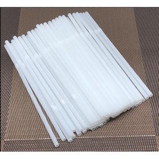 Bịch 80 ống hút trắng có co siêu tiết kiệm giá rẻ thumbnail