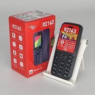 Điện thoại 2 sim 2 sóng Itel 2163 mới chính hãng thumbnail