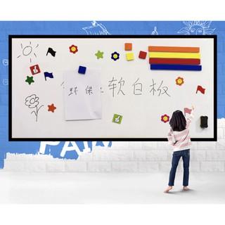 Decal bảng vẽ nam châm kèm bút + tẩy – whiteboard