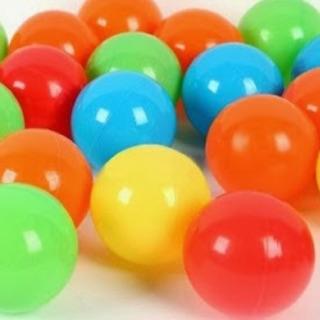 Đồ chơi bóng nhựa 100 quả 5cm