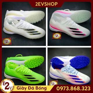 Giày đá bóng thể thao nam Mira Lux 20.3 Colorful nhẹ mềm, giày đá banh cỏ nhân tạo thời trang – 2EV