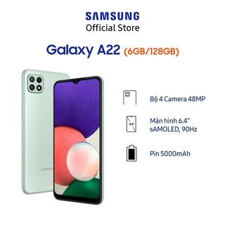 Hình ảnh [Mã ELSAMHOT giảm 5% đơn 3TR] Điện thoại Samsung Galaxy A22 (6GB/128GB)-5