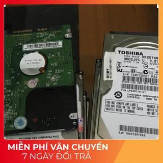 [Mã ELFLASH5 giảm 20K đơn 50K] ⚡️[Ổ HDD bóc máy] Ổ cứng cũ bóc 2.5 250G good Laptop làm box di động
