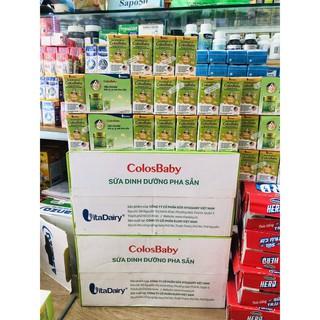 Sữa bột pha sẵn Colosbaby 110ml (thùng 48hộp) Date mới
