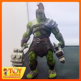 Nhân vật siêu anh hùng Hulk cầm búa siêu khủng – Avengers Marvel