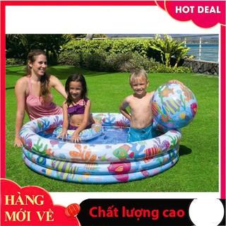 [Hỗ trợ giá] bể bơi 3 tầng 3 chi tiết INTEX_Hàng chất lượng cao