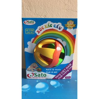 ĐỒ CHƠI TRẺ EM – XÚC XẮC CẦU SATO (SATO 01)