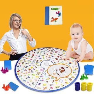 Bộ đồ chơi thám tử tìm hình cho bé vừa chơi vừa rèn luyện sự nhạy bén