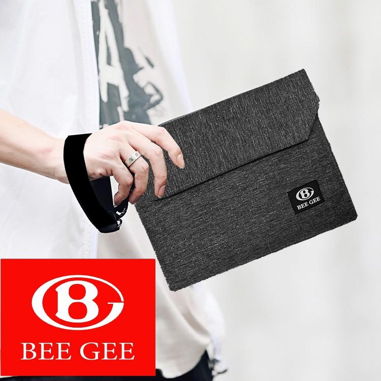 Túi đeo chéo mini nam nữ unisex thời trang Hàn quốc có thể làm bóp ví cầm tay BEE GEE 094