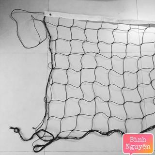 Lưới bóng chuyền CƯỚC, lưới bóng chuyền vải da chuẩn thi đấu 9.5 x 1m thumbnail