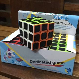 Rubic 3×3 cao cấp ( trơn nhẹ2291 10)