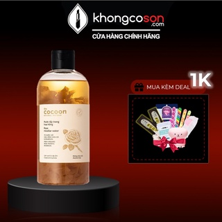 Nước Tẩy Trang Hoa Hồng Cocoon 140 - 500ml - Khongcoson thumbnail