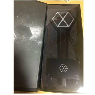 Cậy cổ vũ Lightstick EXO ver1 tặng bọc lightsick và 3card
