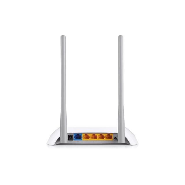 Bộ Phát Wifi TP-Link 840N 2 râu chuẩn tốc độ 300 Mbps Giá Rẻ Sóng Khỏe