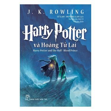Harry Potter Và Hoàng Tử Lai - Tập 06 (Tái Bản 2017)
