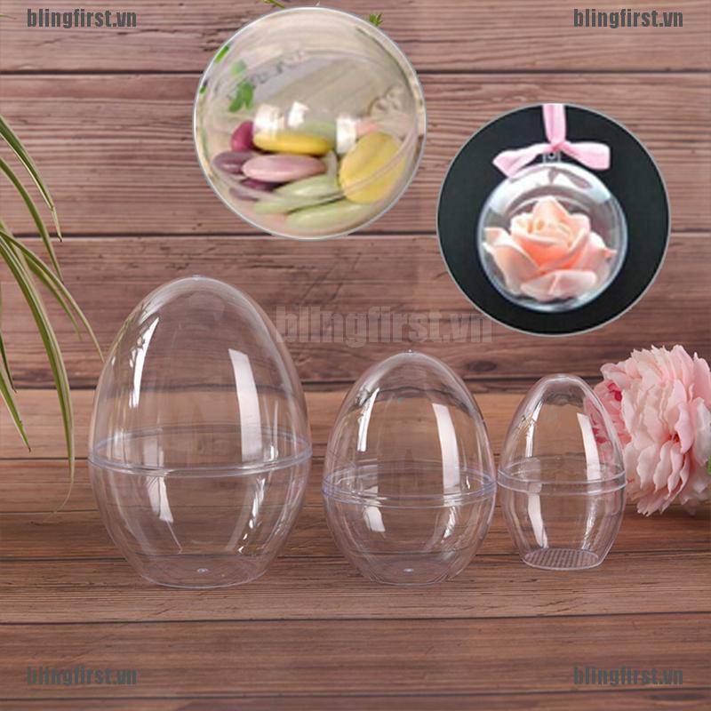 Khuôn nhựa hình trái trứng trong suốt đa chức năng