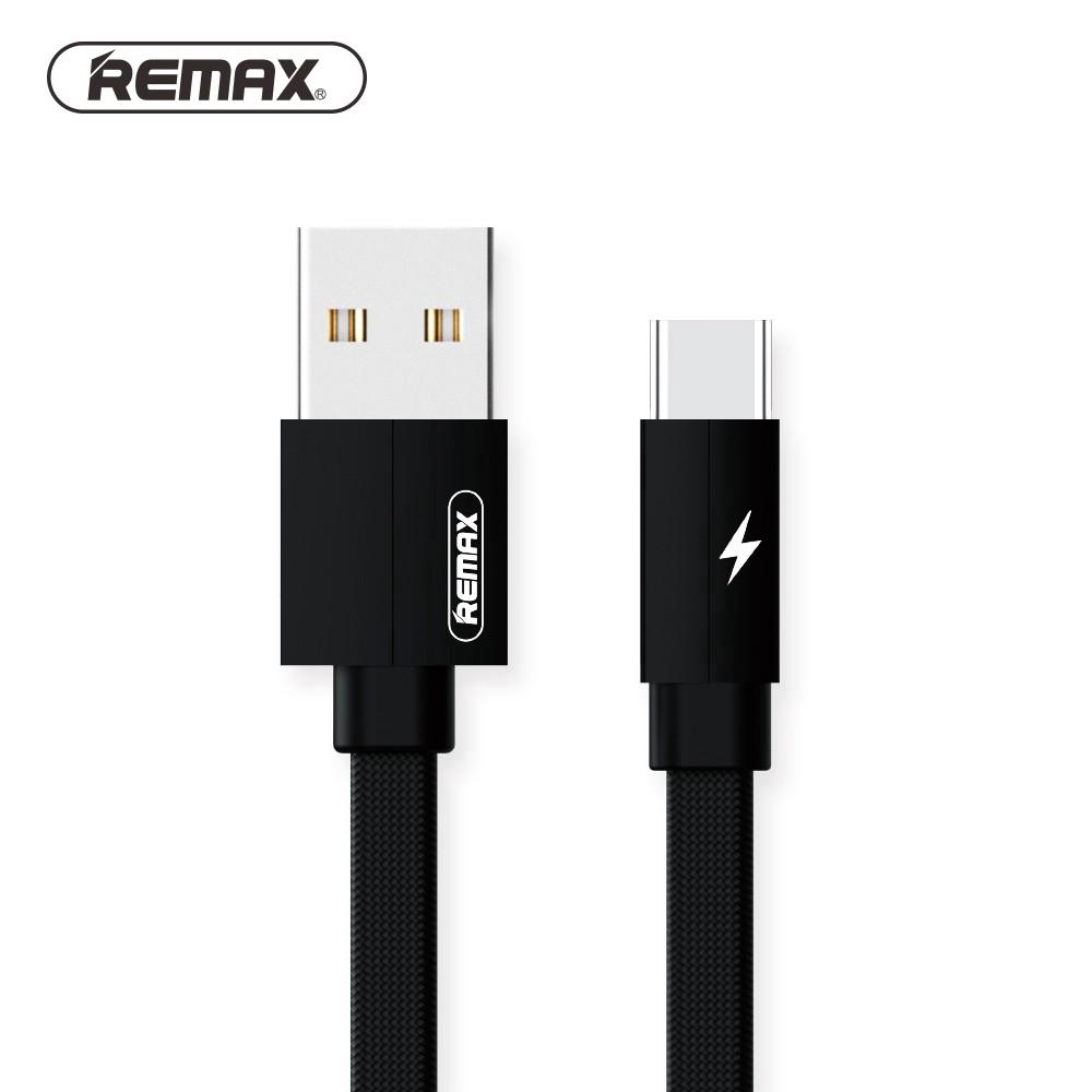Dây cáp sạc Remax có đầu lightning / micro USB / type C dài 2m