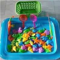 Bộ đồ chơi câu cá ( tặng kèm bể phao và bơm tay )