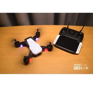 máy bay điều khiển từ xa camera D8-Drone thời gian bay 15 phút