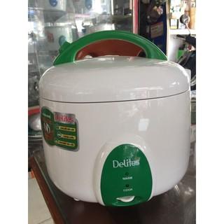 Nồi cơm điện 1.8L Delites -NCG1010 giá tốt!