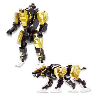 đồ chơi ROBOT CHIẾN BINH SƯ TỬ BTI E2004-01 thumbnail