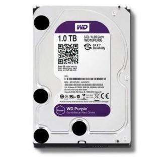 [Mã ELMSBC giảm 8% đơn 300K] Ổ cứng HDD WD tím 1T , Western Purple 1T , chuyên dụng camera